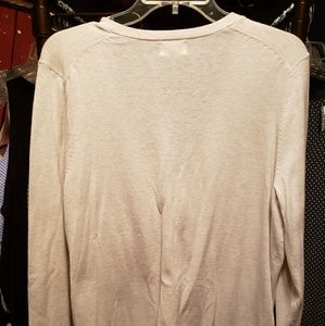 Old Navy Sweaters - Old Navy XL Off White Cardigan GUC